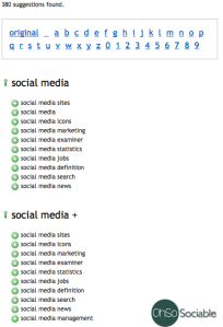Ubersuggest-Results-Social-Media-OhSoSociable